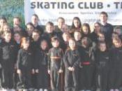 Pattinaggio artistico: Angel's Skating Club Trevi classificata società