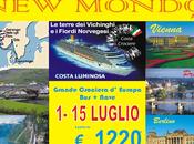 Nord Europa: Grande Crociera gruppo Mondo Travel