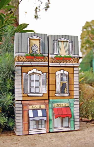 Casette di cartone un sogno per grandi e piccini paperblog - Casa di cartone ...