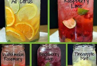 Acqua vitaminizzata fatta in casa: da provare assolutamente! - Paperblog