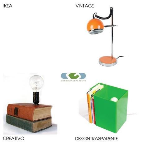 Lampade comodino moderne: design shop online - Paperblog