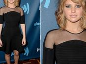 Jennifer Lawrence GLAAD Media Awards 2013 LOOK