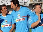 Partita Cuore stasera allo Juventus Stadium diretta calcio d'inizio affidato Francesco Gregori