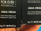 Acquisti Sephora: Ombretto Crema Make Ever Aqua Cream