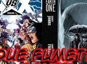 fumetti brutti: Avengers X-Men Batman: Terra
