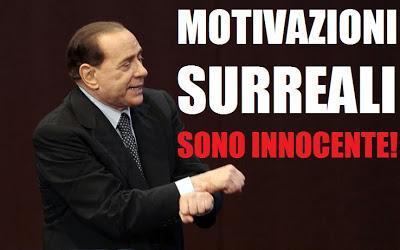 Cassazione: Berlusconi infamò le toghe, i Pm fanno il loro mestiere.