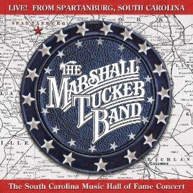 The Marshall Tucker Band - Live From Spartanburg, South Carolina ( CD - 2013 )
