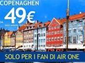One: offerta volare Copenaghen coppia