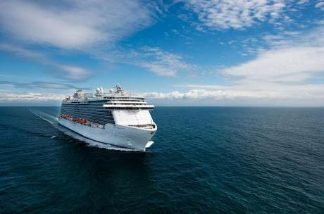 PRINCESS CRUISES: FINCANTIERI CONSEGNA LA ROYAL PRINCESS