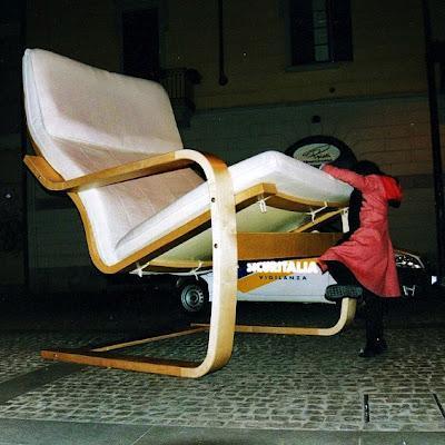 Vi racconto una sedia...