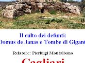 Convegno. culto defunti nella Sardegna preistorica: Domus Janas Tombe Giganti