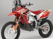 Presentata Mugello nuova moto Honda prarteciperà alla Dakar 2014