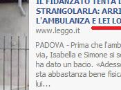 giornali italiani giustificano violenza sulle donne