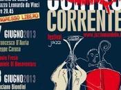 prima edizione ControCorrente, festival jazz Mandello Lario (LC).