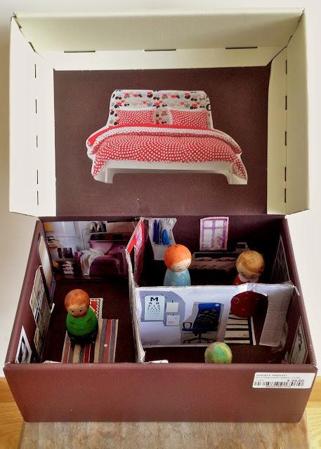 Una casa di cartone per la nostra famiglia paperblog for Quanto sarebbe stato costruire una casa