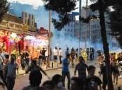 Disordini scontri Turchia salvare parco Gezi