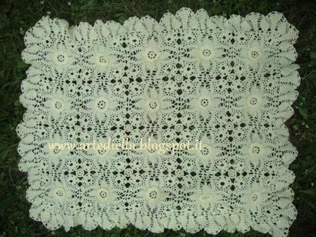 Copertina In Lana Alluncinetto Per Carrozzina Paperblog