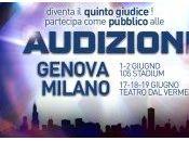 Show Mika alle selezioni genovesi X-Factor Canzone Monotona