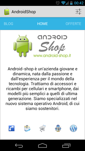 Android-Shop.it sul Play store il guardaroba perfetto per i vostri smartphone e tablet