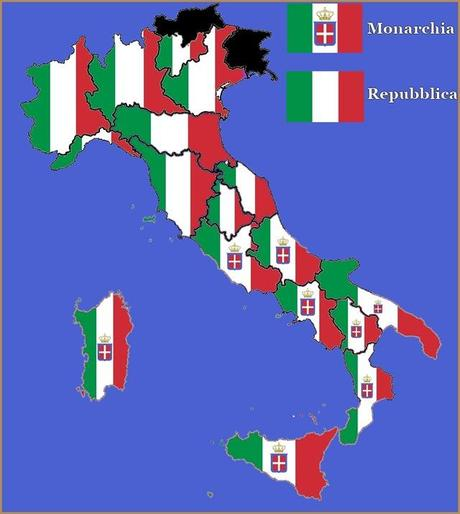 2 giugno 1946 paperblog for Repubblica italiana nascita