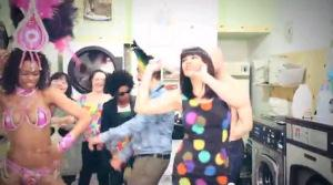 Screen shot del video di Ana Laura Ribas