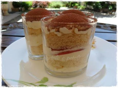 Torta allo yogurt… Tiramisù!