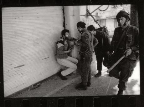 Repressioni durante la prima intifada