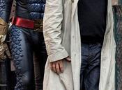 """Michael Keaton"" pedinato supereroe pennuto nelle prime immagini Birdman"