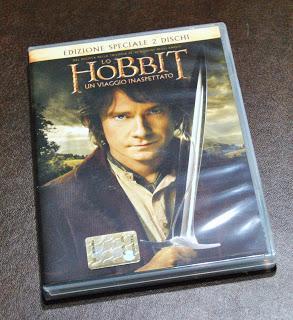 Lo Hobbit, il film con Panorama DVD Speciale