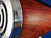 microfono legno scoperta dell'acqua calda
