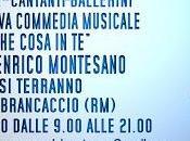 """Enrico Montesano torna Teatro:Casting """"C'È QUALCHE COSA 12/06/13 (Roma)"""