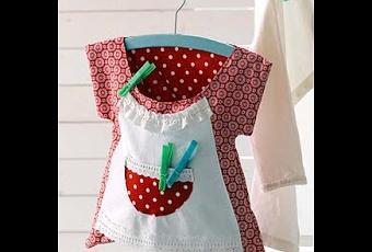 Regali di casa un vestitino porta mollette paperblog - Quanto si da di caparra per acquisto casa ...