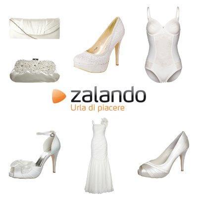 Scarpe Zalando Sposa.Shopping Online Per Le Nozze Zalando Veste La Sposa Paperblog