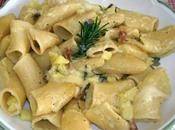 Pasta Pancetta Patate