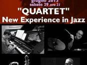 "Quartet ""New Experience Jazz"" Teatro Keiros Roma Giugno 2013."