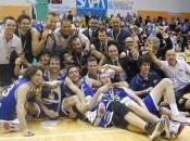 Basket: Torino realizza sogno vola LegaDue.
