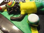 Torta pera .... sognando Giamaica!
