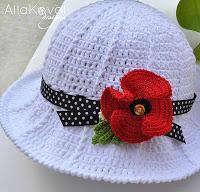 Cappelli Per Lestate Ad Uncinetto Paperblog
