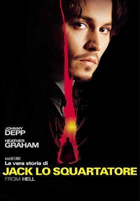 Johnny Depp Day: La Vera Storia di Jack lo Squartatore (dei fratelliHughes, 2001)