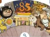 Maurice Sendak celebrato Google Doodle