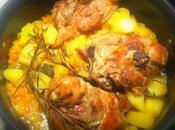 Agnello forno patate, classico della tradizione menù Pasqua