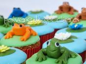 Passo passo cupcakes rane ispirate alle Frogs Agostini