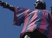 Cosa Cristoforo Colombo maglietta Barcellona?