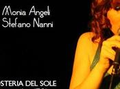 Monia solo Jazz all`Osteria Sole Cesenatico