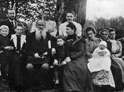 primi ricordi Tolstoj