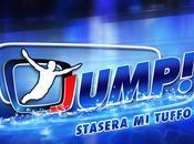 """Stasera prende """"Jump! tuffo"""" conduzione Mammucari"""