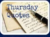 Thursday Quotes (12) Libri