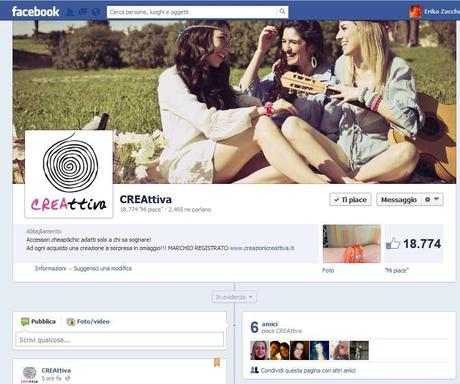 Fashion e Social Commerce: il caso CREAttiva