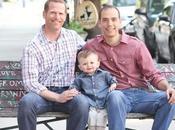 Obama invita festa papà famiglia arcobaleno