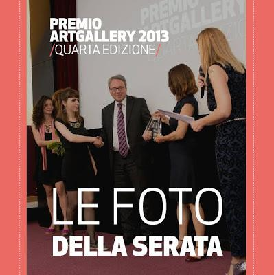 Premio Art Gallery: le foto dell'evento